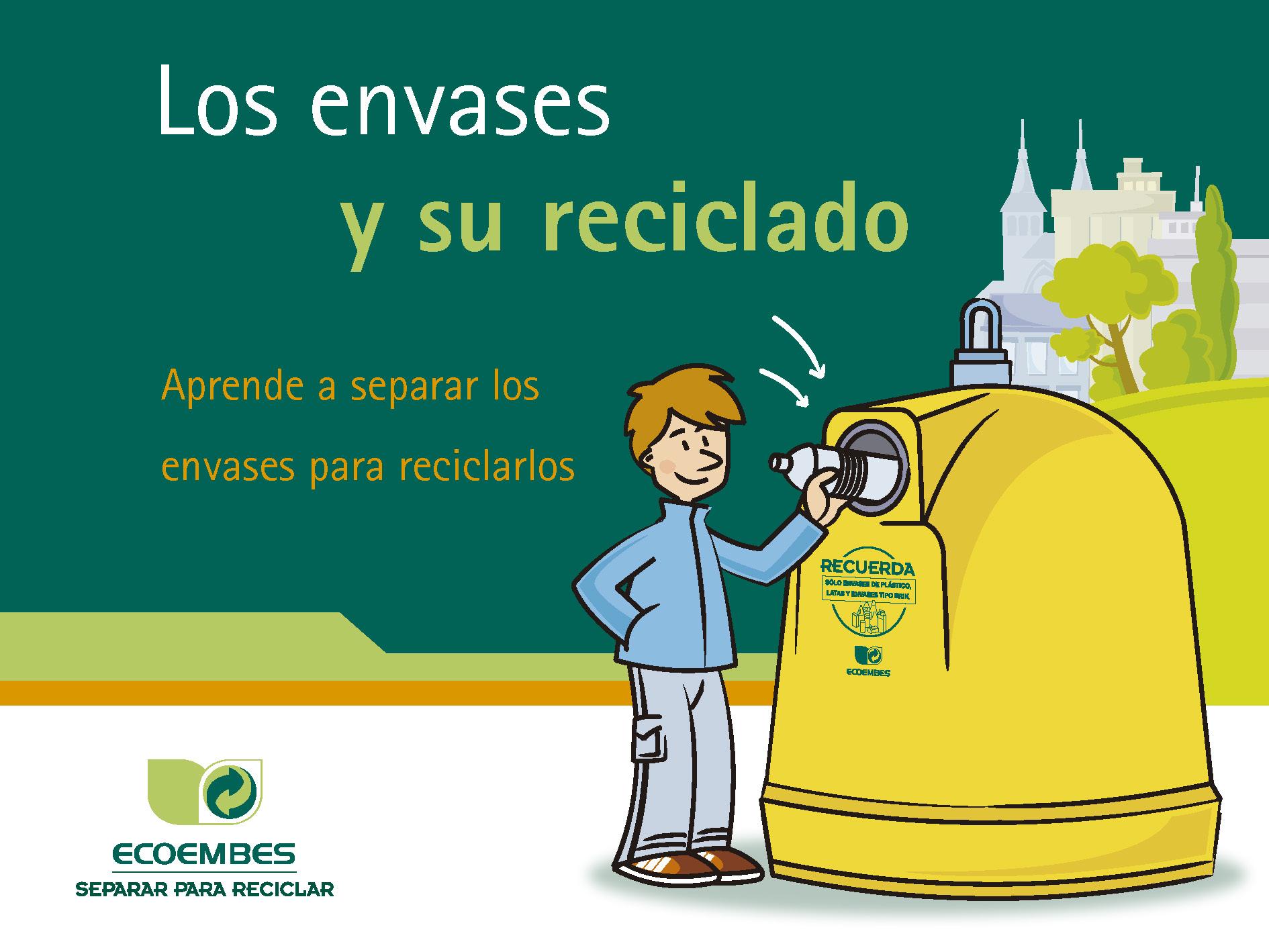 Los envases y su reciclado