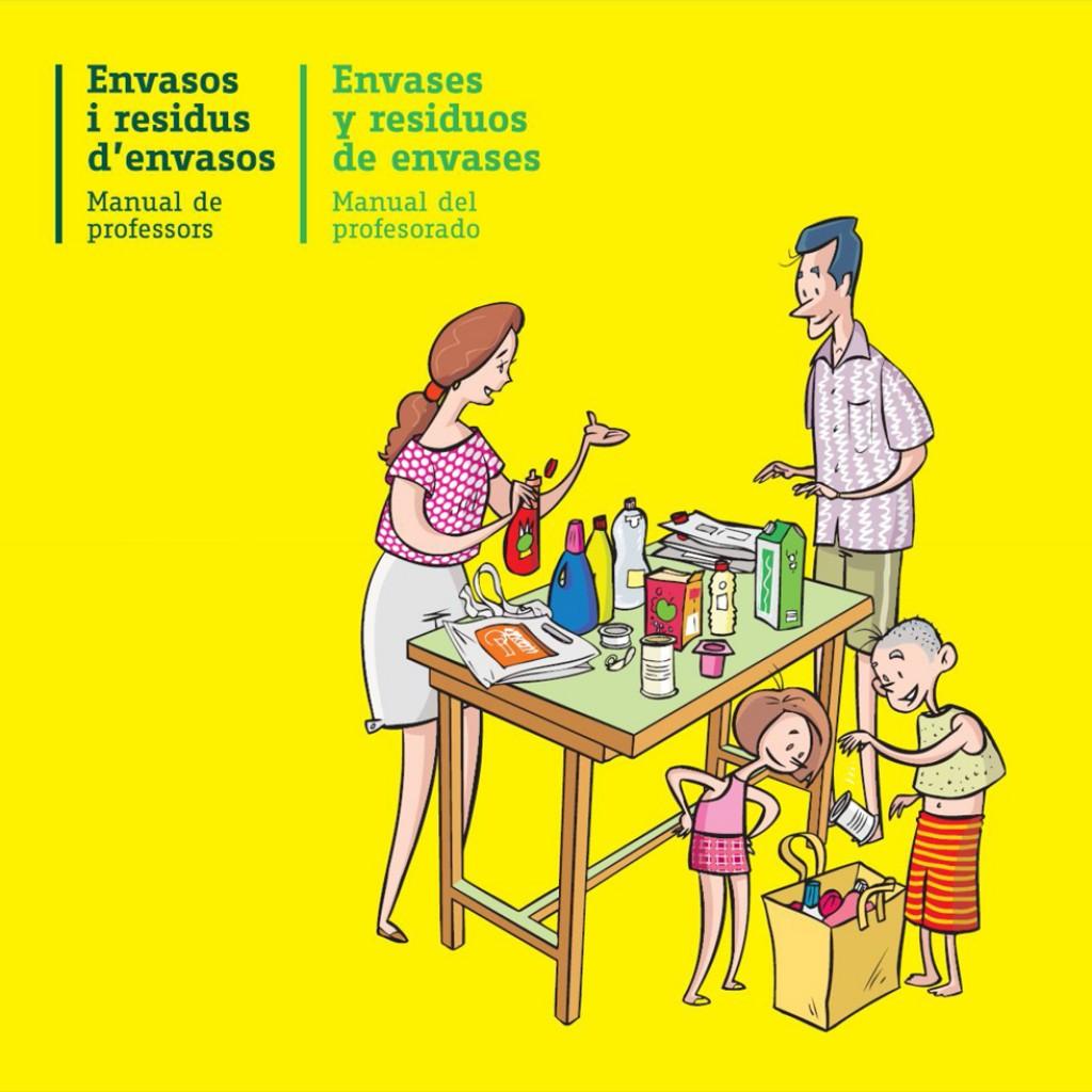 Envases y Residuos de Envases – Manual Profesorado