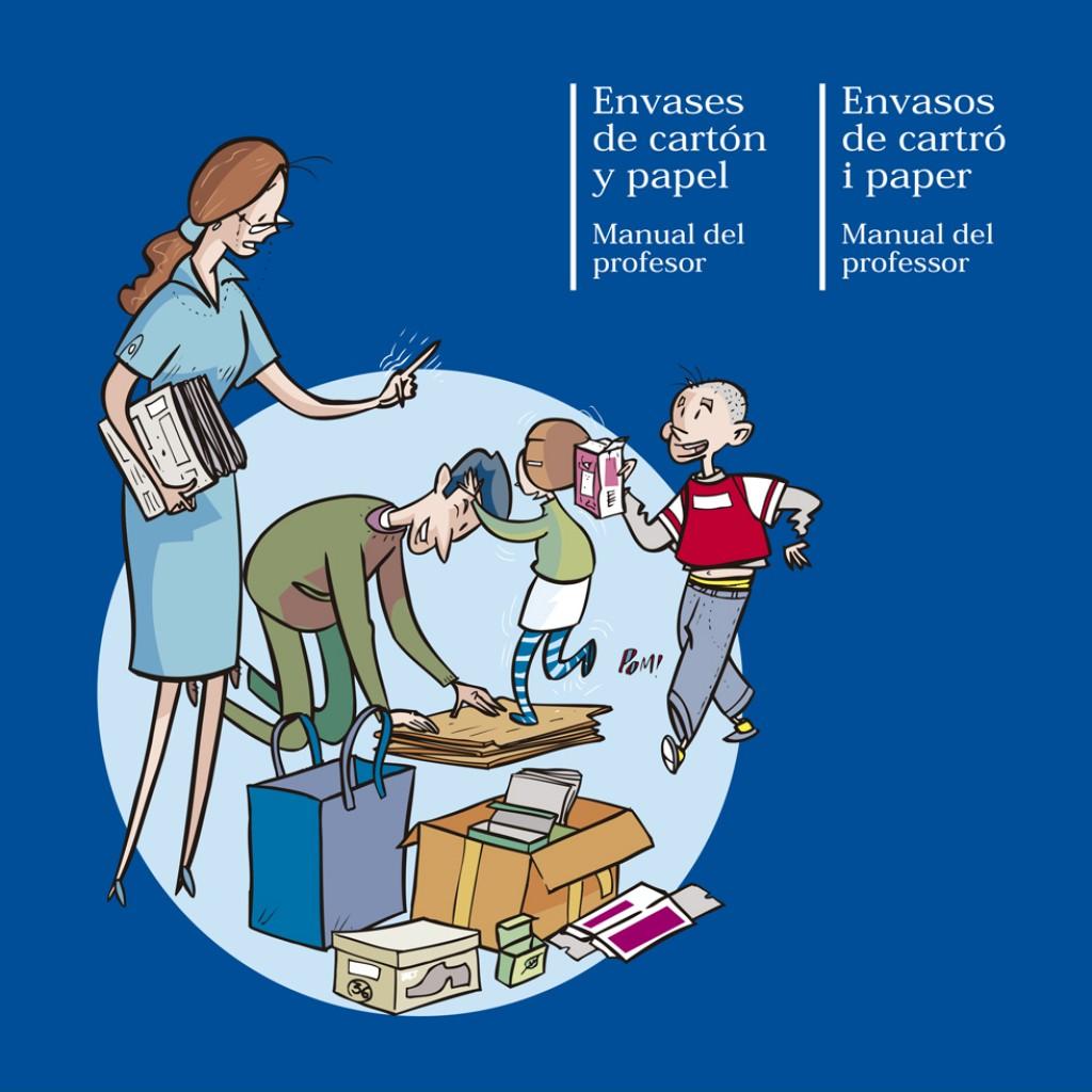 Envases de Cartón y Papel – Manual Profesorado