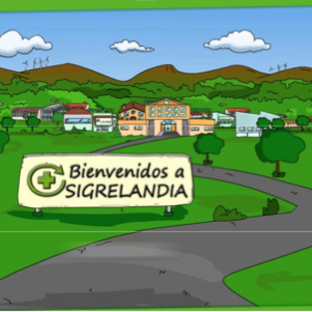 SIGRELANDIA – Manual de uso para el profesor o educador