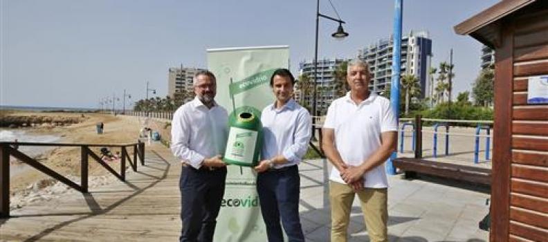 Ecovidrio implica a 426 locales de Torrevieja en el reciclaje