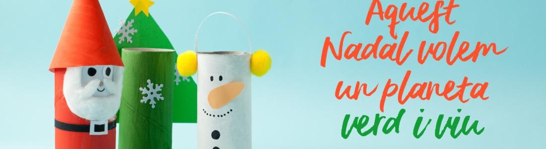 Esta Navidad, haz un regalo a nuestro planeta