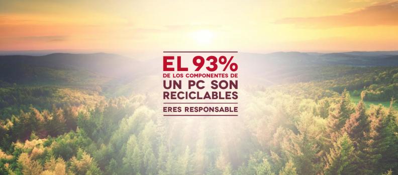 La campaña Recicla tus aparatos vuelve a recorrer los municipios de la Comunidad Valenciana