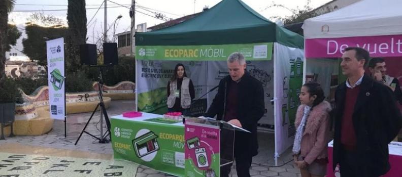 MÁS DE 30.800 TONELADAS DE RESIDUOS ELECTRÓNICOS EN LA COMUNITAT VALENCIANA