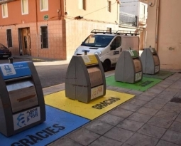 Alfafar lidera el reciclatge a la comarca de l'Horta Sud