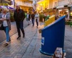 Benidorm aumenta un 10% el reciclaje de residuos y enseres