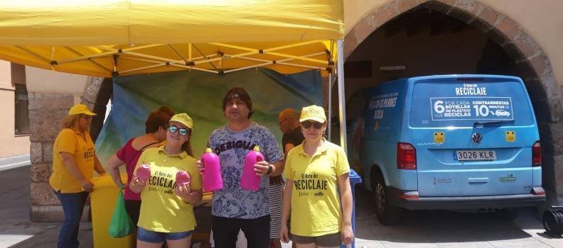 Vila-real se suma al Reto del Reciclaje de Ecoembes